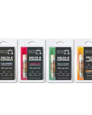 Limitless Delta 8 Cartridges UK