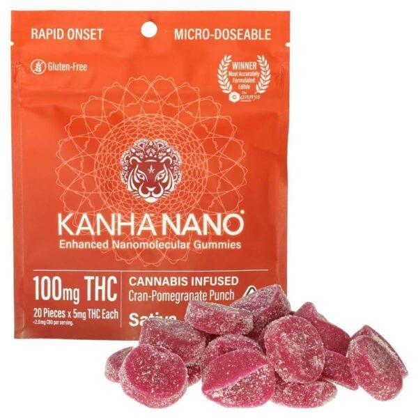 Kanha Nano Cran-Pomegranate Punch