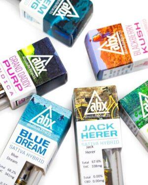 AbsoluteXtracts Vape Cartridges UK
