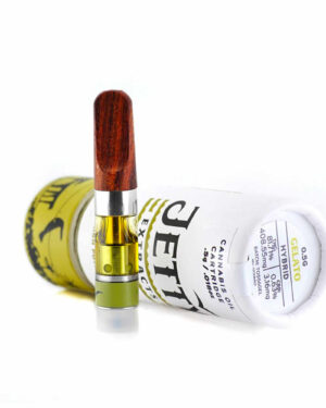 Jetty Extracts Gold Vape Cartridges
