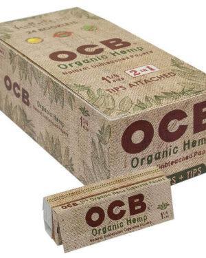 OCB Organic Hemp Rolling Paper
