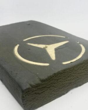 Mercedes Black Hash