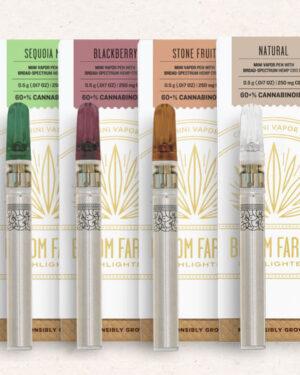 Bloom Farms CBD Cartridges UK